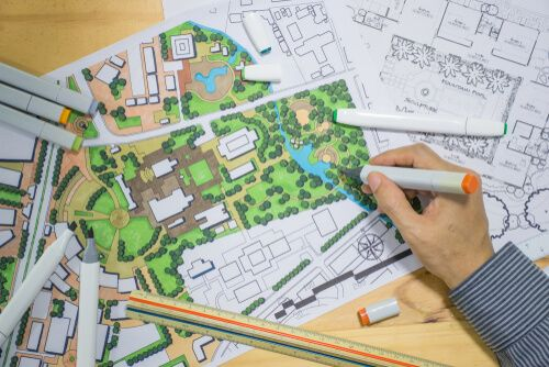 Masters in Urban Planning